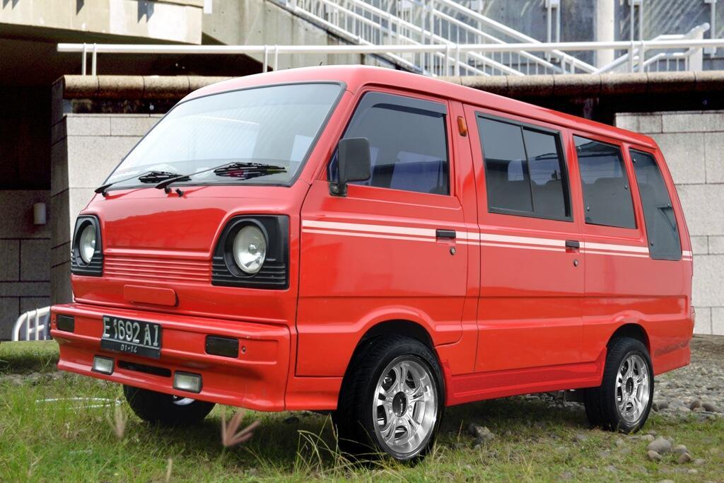 Penggemar Pengguna Suzuki Carry Masuk Sini