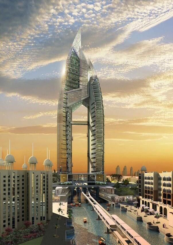 Perkembangan pesat DUBAI