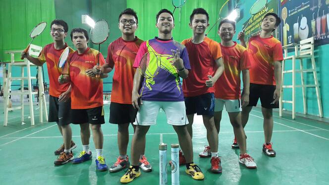 Private Course Badminton