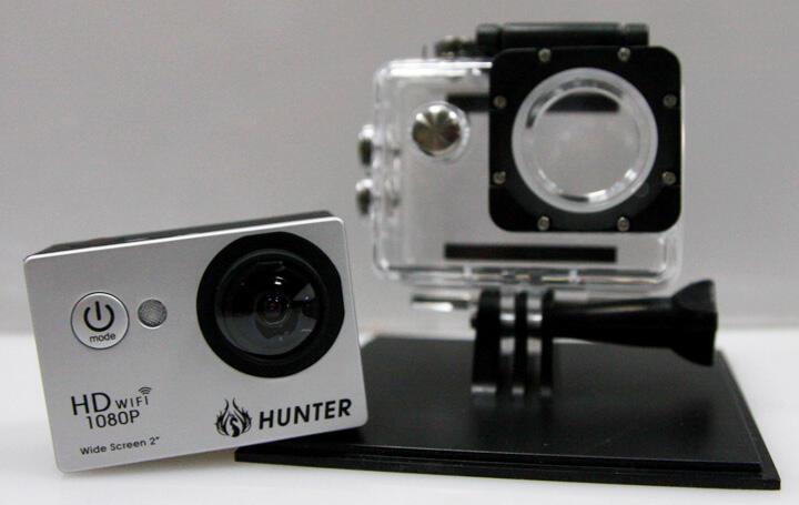 Hunter Extreme Camera