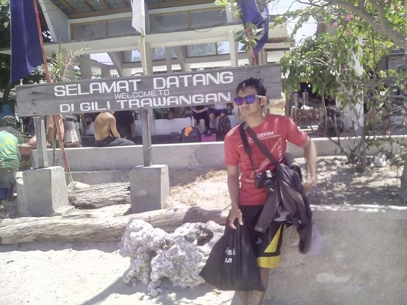 [CATPER]One Day Goes To Gili Trawangan Lombok