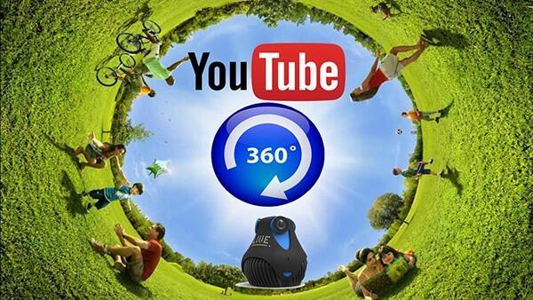 Inilah Tips Lengkap Bagaimana Cara Membuat Video 360 Derajat Yang lagi HOT!