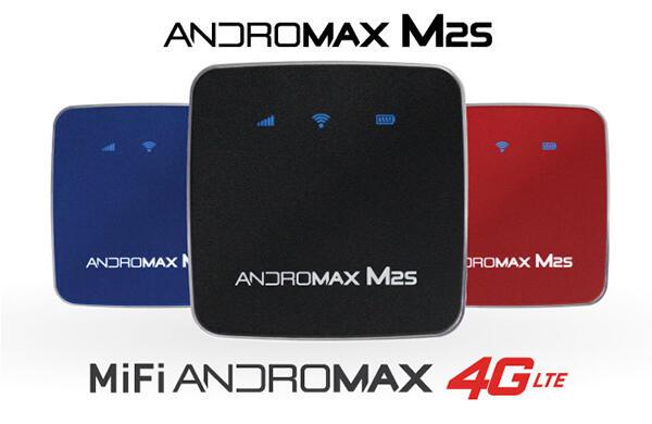 Smartfren Luncurkan Andromax M2S, Mifi 4G LTE Yang Super Cepat dan Stabil