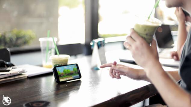 Talon – Cincin Pintar untuk Mengendalikan Game Smartphone