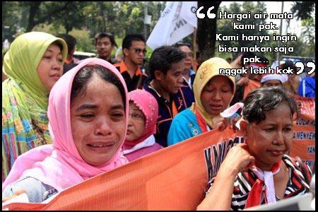 Tetesan Air Mata Untuk Indonesia