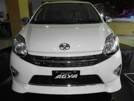 Toyota Agya - ane banget ni gan si toyota Agya