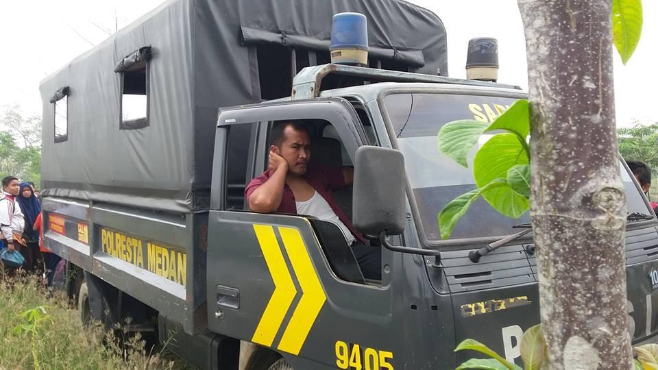 Lagi Lagi Polisi Arogan Mengancam Nembak anggota Pramuka di Medan