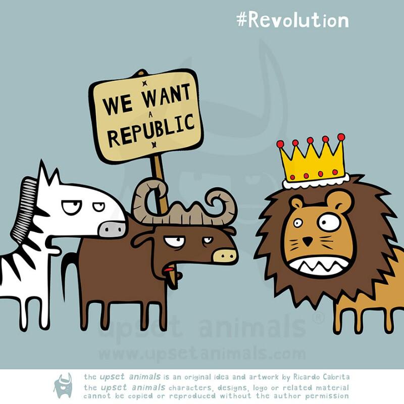 Binatang Juga Bisa Kudeta Sang Raja, Gan!