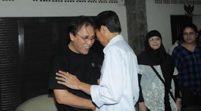 Dapat Proyek dari Jokowi, Iwan Fals Bungkam Kritik Sosial