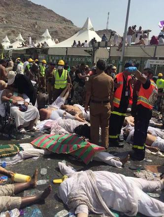 Tragedi Mina yang Tewaskan Ratusan Jamaah