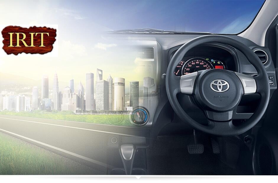 Toyota Agya - GOKILL ternyata ada mobil yang mampu mencerminkan kepribadianku