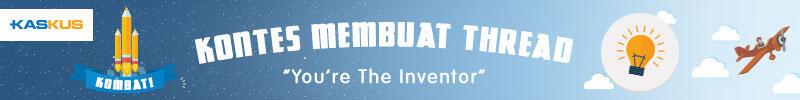 Fitur Inovasi untuk Kaskus. [You're The inventor]