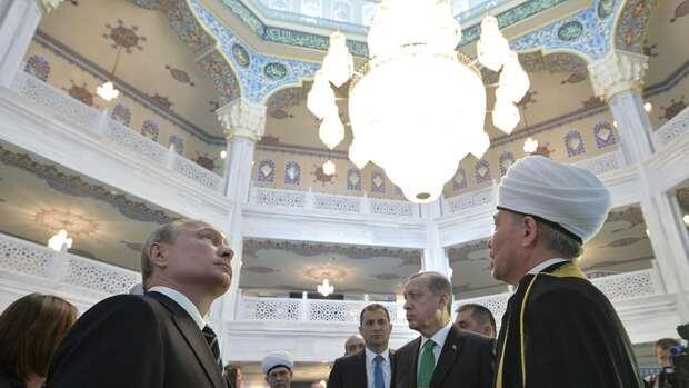 [VIDEO] Resmikan Masjid Terbesar di Eropa, Putin: Ini Kebanggaan Rusia