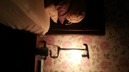 Do It Yourself - Membuat sendiri Industrial Nightstand Lamp
