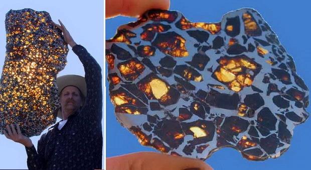 Meteorit Terindah Didunia