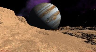 Bulan Bulan Di Tata Surya Yang Berpotensi Memiliki kehidupan!