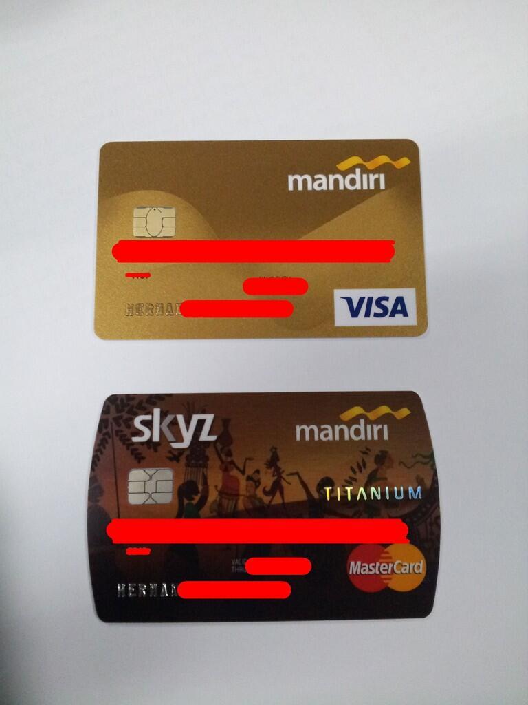 Cara Mudah Mendapatkan Kartu Kredit Bank Mandiri