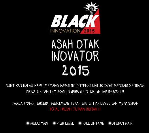 Asah Otak Inovator 2015