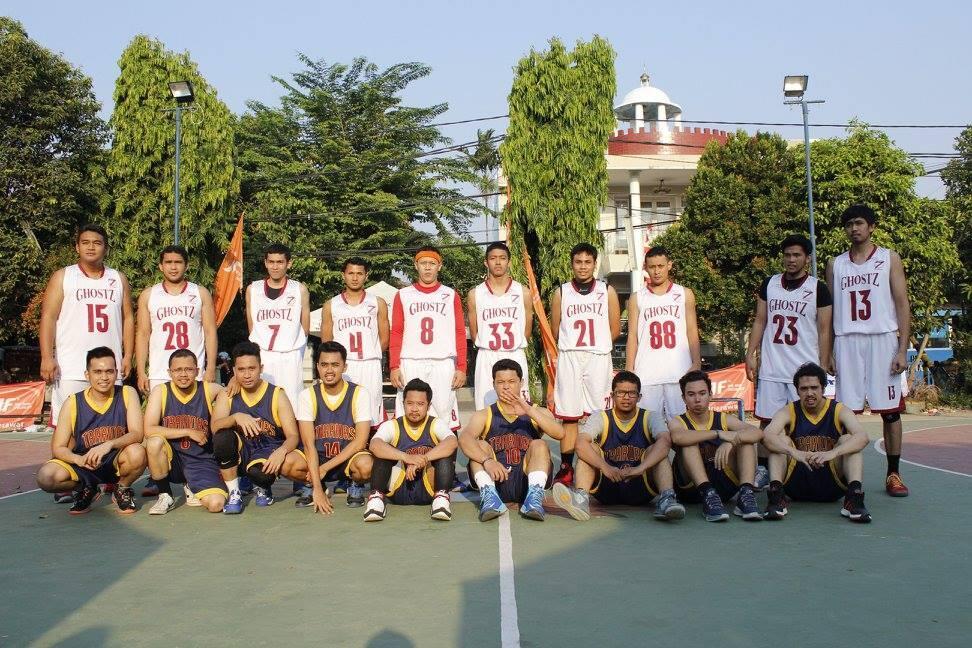 ▼ ▬▬● GHOSTZ BasketBall Club - JAKARTA ●▬▬ ▼