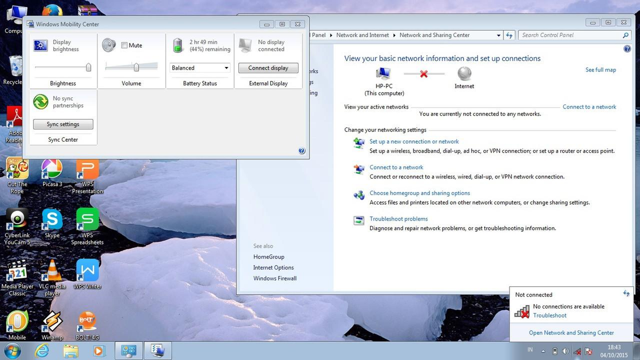 [HELP] Laptop ASUS X454W ga detect WIFI