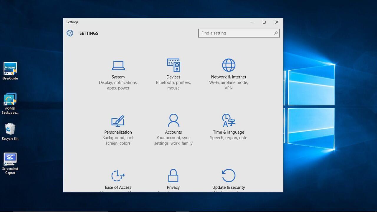 Cortana di windows 10