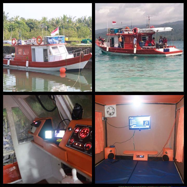 SiOren Goes To Ujung Kulon Fishing Trip