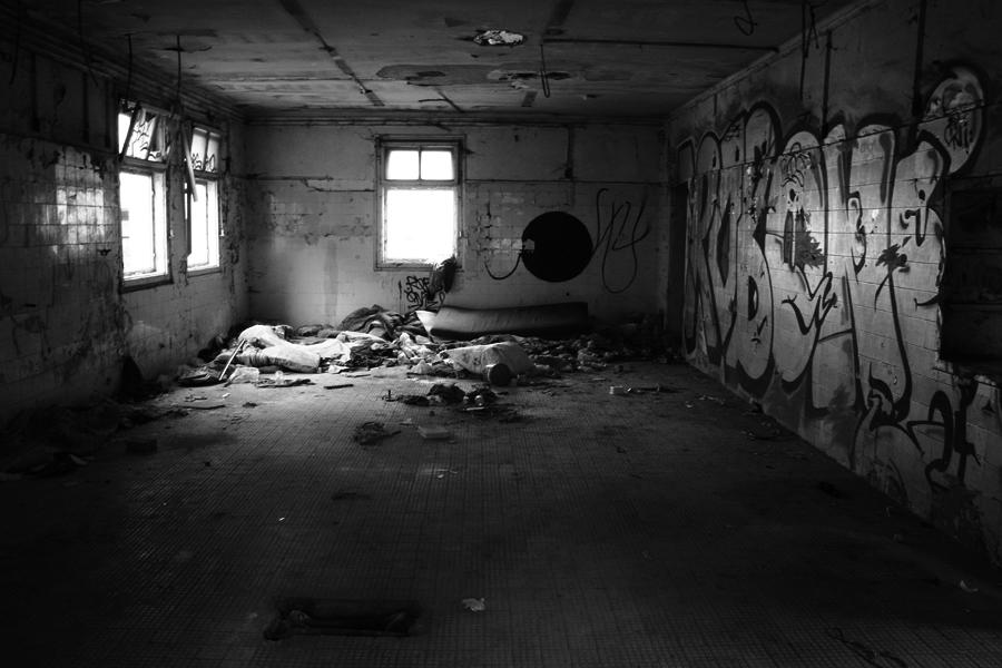 Mengenal Urban Exploration Photography
