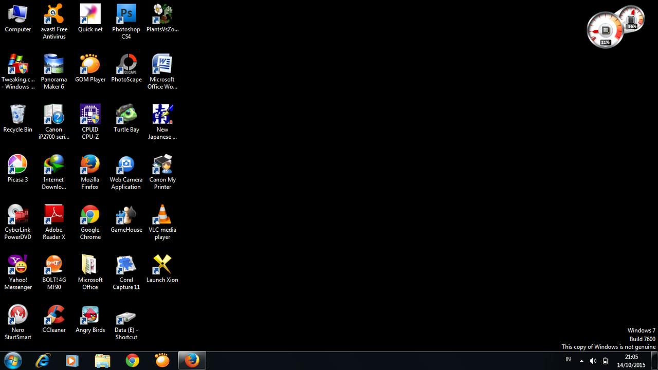 [HELP] Windows tiba2 jadi non genuine sehabis pake aplikasi tweaking.