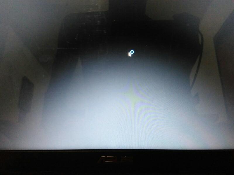 [HELP GAN] Laptop Ane Error