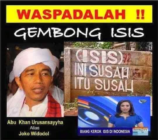 (Berita Fitnah) Firmanzah: Warning untuk Jokowi, Angka Kemiskinan Naik
