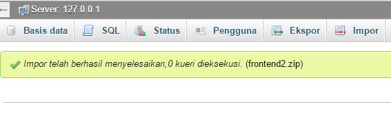 [HELP] Problem meng-onlinekan website dari localhost