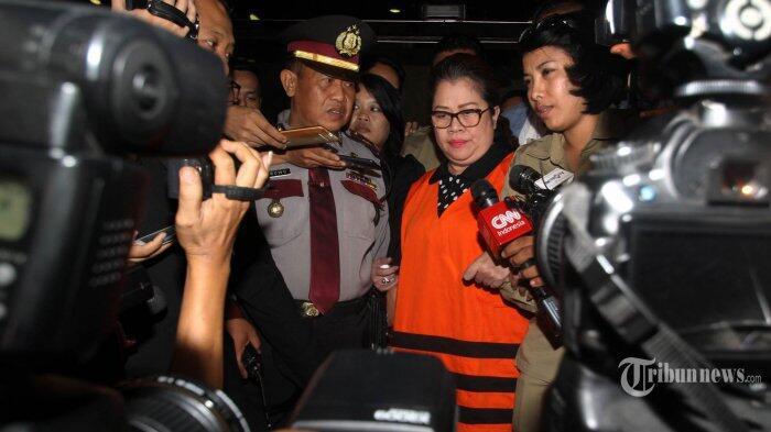 Kantor Hukum OC Kaligis Tawarkan Diri Jadi Kuasa Hukum Dewi Yasin Limpo