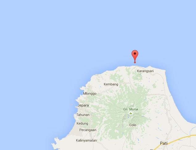 gempa skala 5 SR guncang jepara