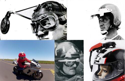 Ini Dia 5 Helm Terunik di Dunia