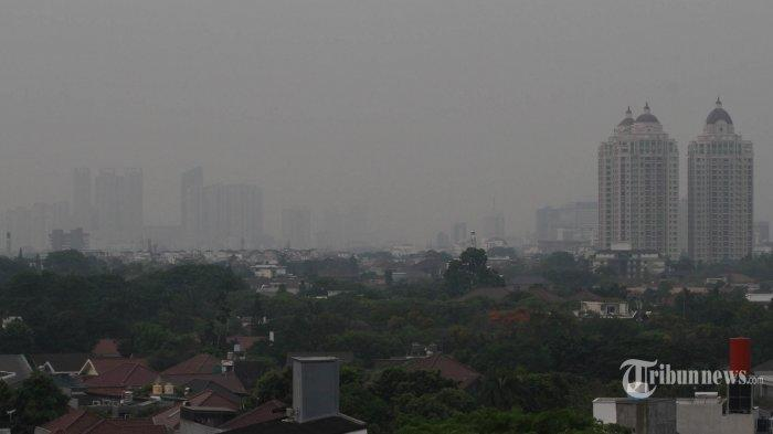 Langit Jakarta Berkabut, Penting Antisipasi Kabut Asap