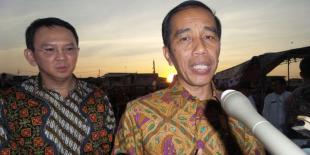 Ahok Doakan Jokowi Kembali dengan Selamat...