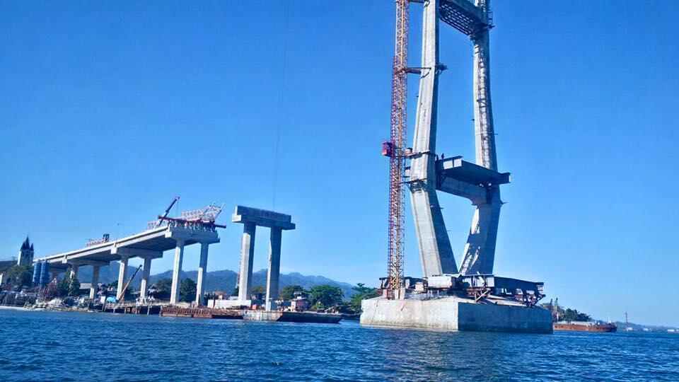 Gubernur Maluku: 3 Kali Janji, Jembatan Merah Putih Belum Juga Selesai