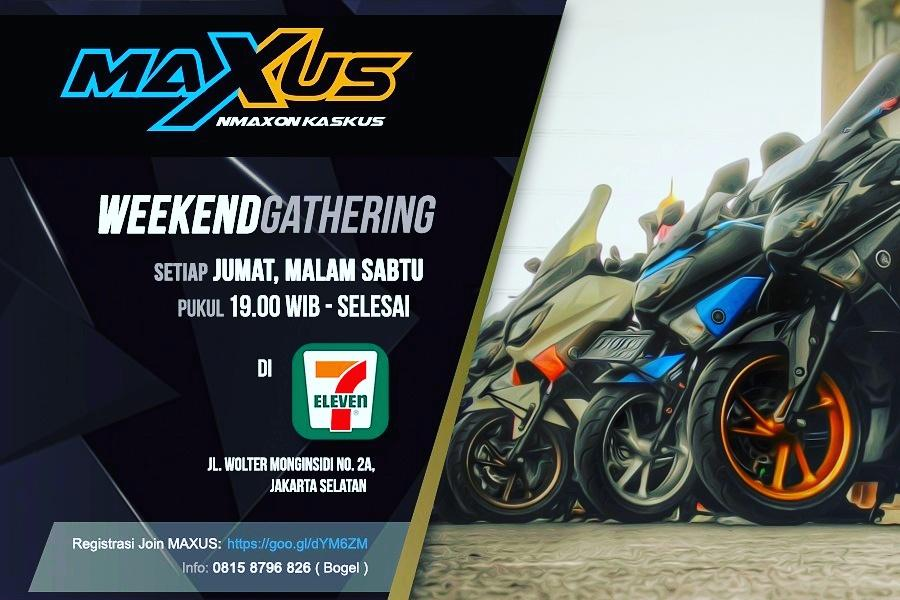 [Share & Care] NMAX on Kaskus ۩MAXUS۩