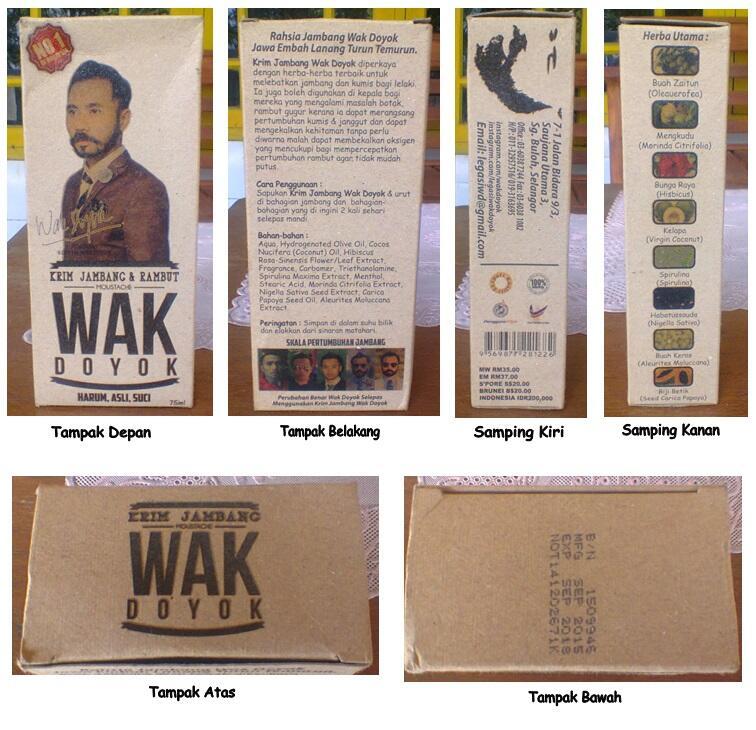 Review Krim Wak Doyok