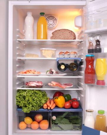 Hasil gambar untuk kulkas rapi