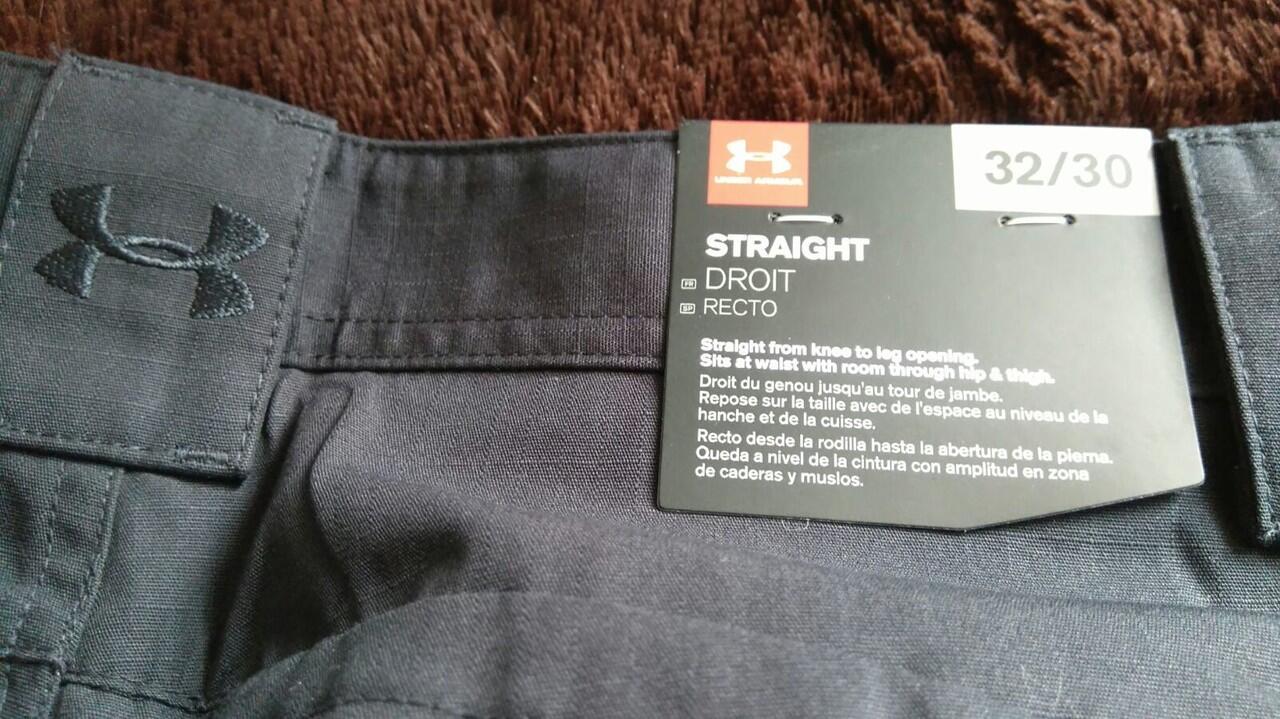 Terjual 100 Original Under Armour Tactical Pants Cargo Celana Taktikal Panjang Not North Face