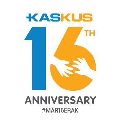 Official - KASKUS 16th Anniversary!