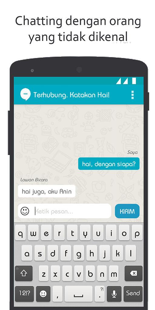 Jomblo? Ada App Mblo Chat nih!