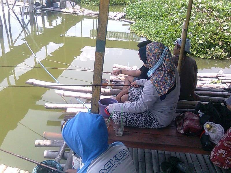 (FR) Cingreng-reng (Mancing bareng sampe ireng) Kaskus Fishing Community Solo