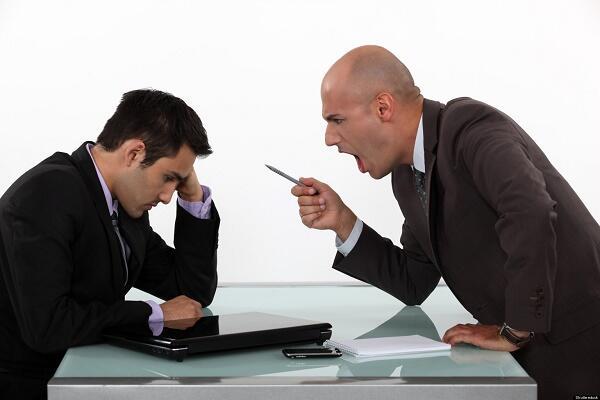 Cara Ampuh Menghadapi Bos Pemarah