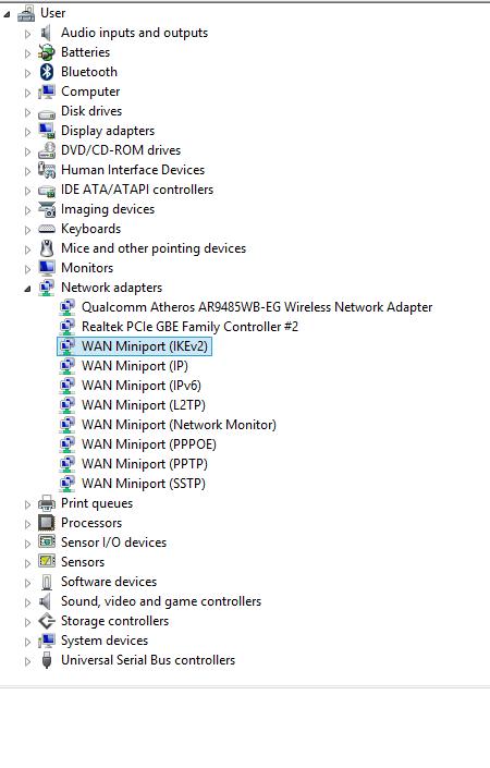 microsoft isatap adapter #5 driver download windows 7