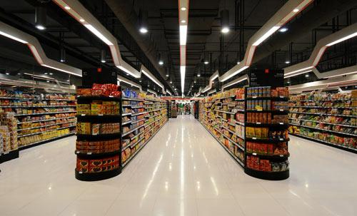 Inilah Tempat Kuman Bersarang di Supermarket