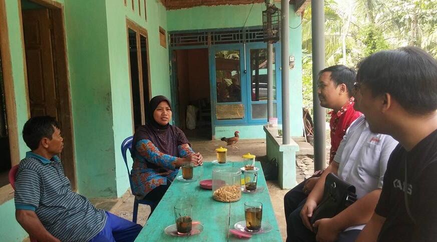 [BAKSOS] Pengobatan Masal Gratis Desa Majegan, Kec. Kebasen Banyumas