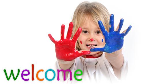 Mengapa Dunia Anak Selalu Penuh Warna?