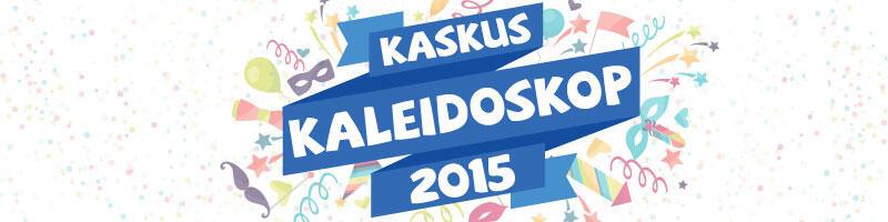 KASKUS Kaleidoskop : Inilah Deretan Activity KASKUS Paling Jedang Sepanjang 2015